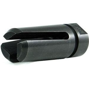 Manticore AR-15 Eclipse Flash Hider .223/5.56 Caliber 1/2x28 TPI Steel Black