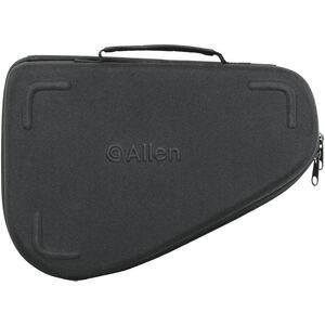 "Allen Molded Compact Handgun Case 6.5""x10"" Black"