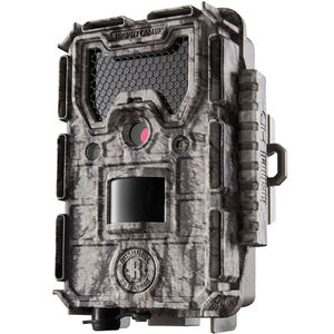 Bushnell Trophy Cam HD Aggressor No-Glow 14 Megapixel Trail Camera Camo