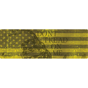 """Cerus Gear 'Don't Tread On Me' ProMat Rifle Size 12""""x36"""" Synthetic"""