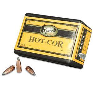 "Speer Hot-Cor Rifle Bullets 6mm/.24 Caliber .243"" Diameter 90 Grain Spitzer Soft Point Projectile 100 Count Per Box"