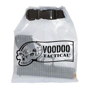 "Voodoo Tactical Waterproof Gun Bag 14""Lx1""Wx8½""H"" PVC Clear"