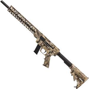 "Just Right Carbine Gen 3 Semi Automatic Rifle 9mm Luger 17"" Barrel 17 Rounds Key-Mod Handguard Kryptek Highlander Finish"