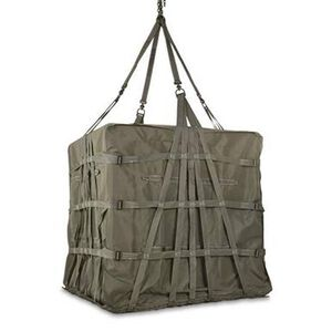 Original USAF A-22 Aerial Delivery Bag Cargo Net Systems NSN: 1670-00-587-3421