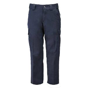 5.11 Tactical Women's Taclite Class B PDU Cargo Pants Ripstop 8 Midnight Navy 64371