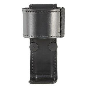 "Aker Leather Universal Radio Holder Velcro Closure Fits 2.25"" Belts Plain Black A588U-BP"