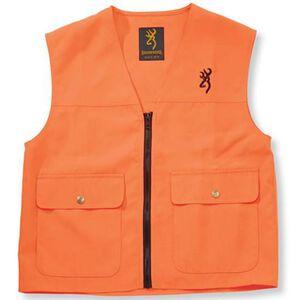 Browning Safety Blaze Hunting Vest  Large 3051000103