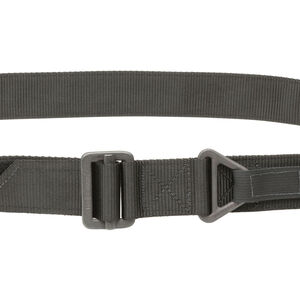 Tac Shield Military Riggers Belt Nylon Size Large Black T33LGBK