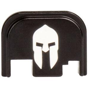 CruxOrd GLOCK Back Plate Spartan Aluminum Black