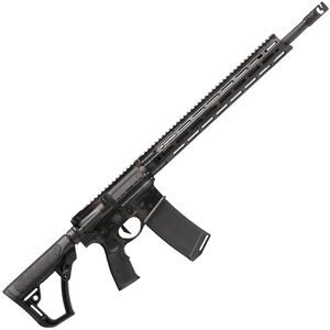 "Daniel Defense DDM4v7 PRO AR-15 Semi Auto Rifle 5.56 NATO 18"" Barrel 32 Rounds M-LOK Handguard Collapsible Stock Rattlecan Cerakote Finish"