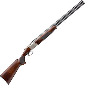 "Browning Citori 525 Field 16 Gauge O/U Break Action Shotgun 28"" Barrels 2-3/4"" Chamber 2 Rounds Walnut Stock Silver Nitride/Blued Finish"