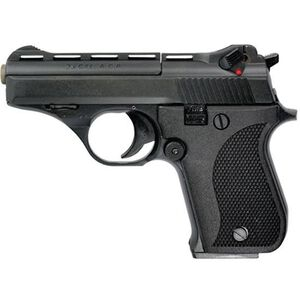 "Phoenix Arms HP25A Semi Auto Pistol .25 ACP 3"" Barrel 9 Rounds Black Plastic Grips Alloy Frame Matte Black Finish HP25ABB"