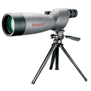 Tasco World Class 20-60x60mm Spotting Scope Tripod and Car Window Mount Black WC206060