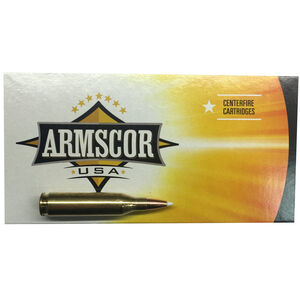 Armscor USA .300 Win Mag Ammunition 20 Rounds PT 180 Grain