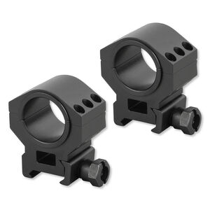 "Sun Optics USA Tactical Ringset 30MM High 1"" Ring Inserts Black"