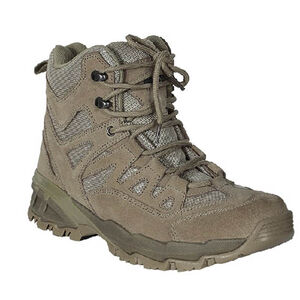 Voodoo Tactical Low Cut 6 Inch Mens 12 Reg. Boot Desert Tan