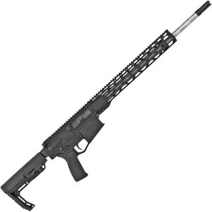 "Radical Firearms 6.5 Creedmoor AR Platform Semi Auto Rifle 20"" Barrel 10 Rounds 15"" Free Float M-LOK TMS Handguard MFT Minimalist Collapsible Stock Black"