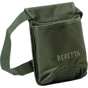 """Beretta B-Wild Shell Pouch 8.25""""x6.5""""x3"""" Adjustable Belt QR Buckle Polyester Construction"""