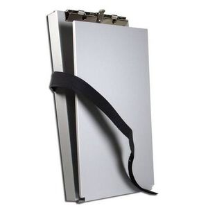"Saunders Citation Holder II, 6"" x 11"" Black"