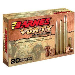 Barnes .458 Lott Ammunition 20 Rounds TSX FB 500 Grain