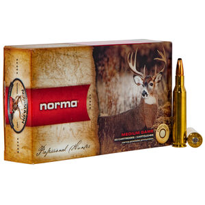 Norma USA Professional Hunter .257 Roberts Ammunition 20 Rounds 100 Grain Soft Point