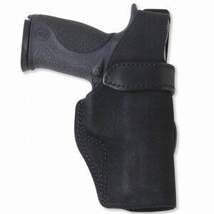 "Galco Wraith Taurus Judge 3"" Belt Holster Thumb Break Right Hand Leather Black WTH304B"