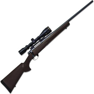 "Legacy Sports International Howa GameKing Package Bolt Action Rifle .300 Win Mag 24"" Barrel 4 Rounds Hogue Synthetic Stock Nikko Stirling 3.5-10x44 LRX AO Scope Black HGK63307"