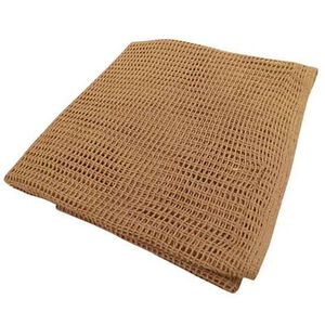 "Voodoo Tactical Sniper Veil Cotton 48""x36"" Coyote Tan 02-010907000"