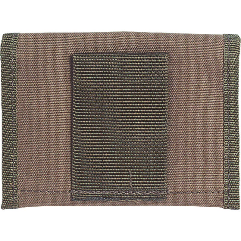 "Voodoo Tactical, Name Card Pouch, 4""x2.5"", Nylon, Coyote"