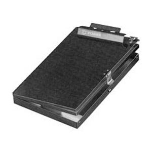 Posse Box Dual Tray Side Opening Black