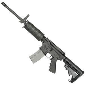"Rock River LAR-15 Tactical AR-15 5.56 NATO Semi Auto Rifle, 16"" Barrel 30 Rounds, Black"