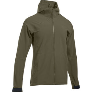 Under Armour Tactical Softshell 3.0 Men's Outerwear Size Large Marine OD Green