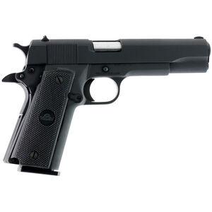 "Rock Island Armory GI Standard FS HC 1911 Semi Auto Pistol .45 ACP 5"" Barrel 10 Rounds Synthetic Grip Parkerized Black Finish"