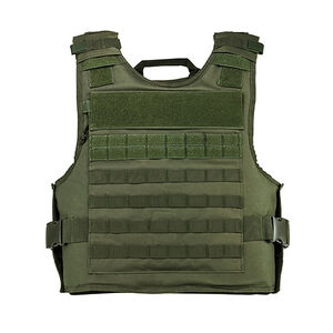NcStar 2984 Plate Carrier w/External Pockets 2XL+ Green