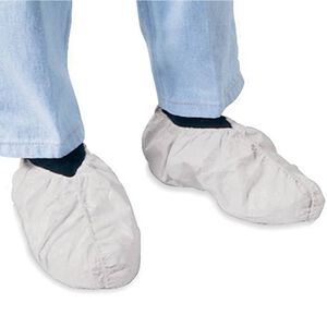 Sirchie Disposable Shoe Covers Pair White SF0073