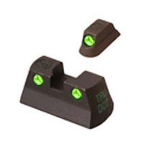 Meprolight Tru-Dot CZ 75/85 Green/Green Night Sight Set 17777