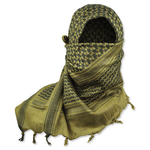 BLACKHAWK! Tactical Shemagh Cotton Olive/Black 330005OD