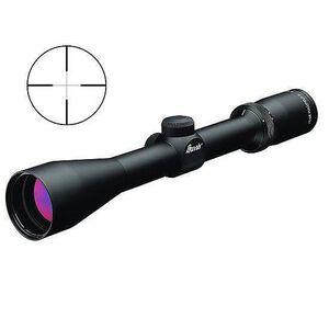 Burris Fullfield II 3-9x40mm Riflescope 1/4 MOA Plex Reticle Black Matte