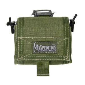 Maxpedition Hard Use Gear Mega Rollypoly Ballistic Nylon Deep Green