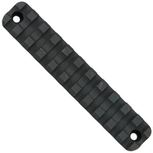 Manticore 11 Slot Picatinny Rail Panel for Transformer Handguard Aluminum Black
