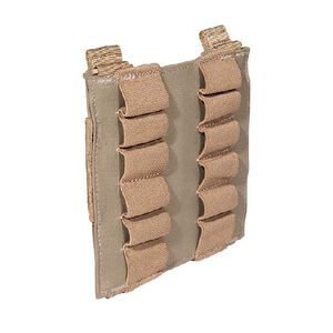 5.11 Tactical MOLLE 12 Round Shotgun Pouch Sandstone