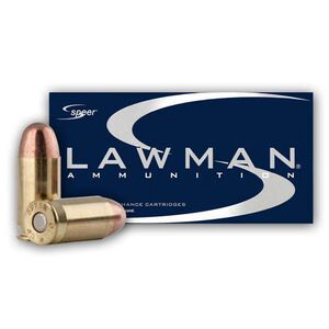 Speer Lawman .45 GAP 185 Grain TMJ FN 50 Round Box