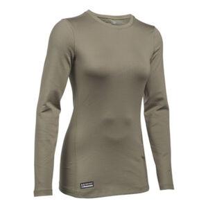 Under Armour Coldgear Infrared Tactical Women's Crew Long Sleeve Shirt Polyester/Elastane