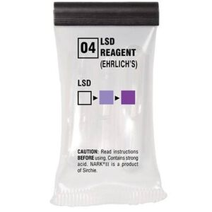 Sirchie NARK II Ehrlichs Modified Reagent (LSD)