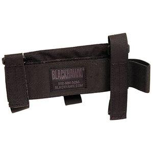 BLACKHAWK! Buttstock Shotgun Shell Pouch 5 Rounds Black 52BS02BK