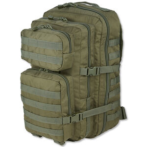 MIL-TEC Level I Large Assault Pack OD Green