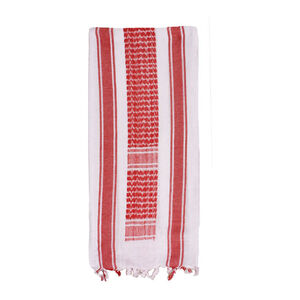 Fox Outdoor Tactical Shemagh Red and White 79-114