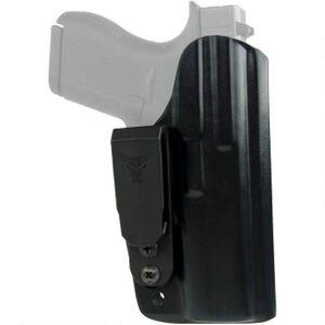 Blade Tech Klipt Appendix IWB Holster For GLOCK 42 Ambidextrous Polymer Black HOLX010007686595