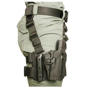 BLACKHAWK! SERPA Beretta 92, 96, M9, Taurus PT-92 Level 2 Tactical Holster Polymer/Nylon Right Hand Foliage Green 430504FG-R