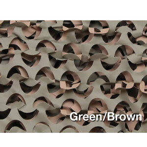 "CamoSystems Premium Series Ultra-lite Camo Net 3'10"" x 9'10"" Green Brown"
